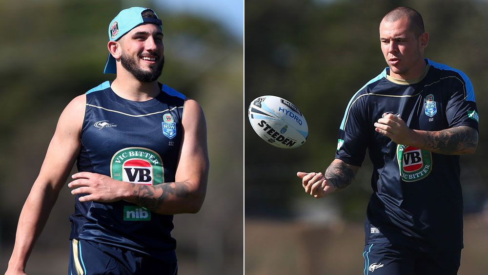 NSW State of Origin players have no time for mate against mate says Jack Bird