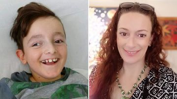 Cannabis saved her son's life