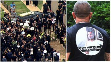 Slain bikie boss farewelled