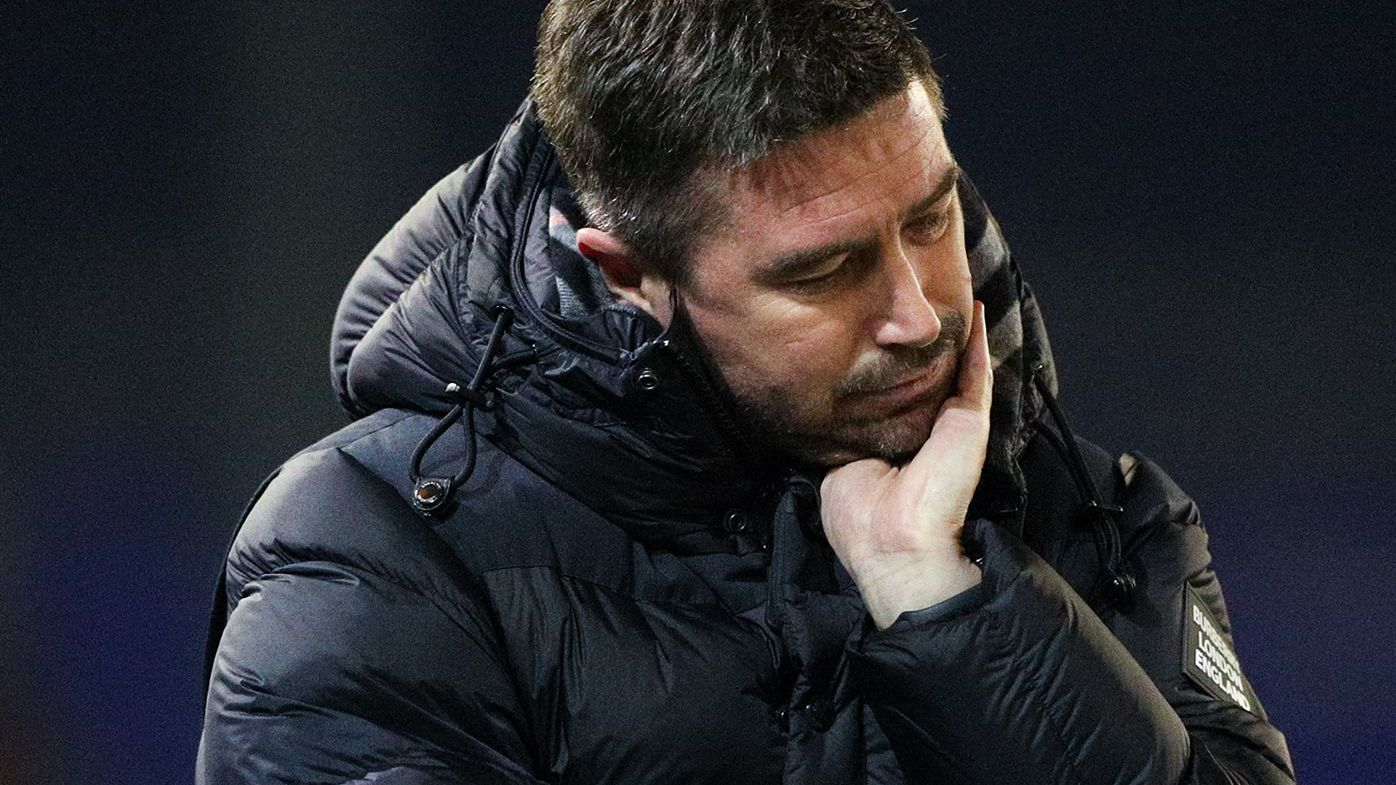 Kewell sacked after just seven matches in charge
