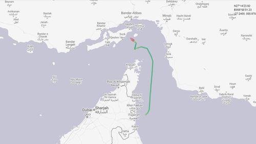 Iran conflict: Nation's seizure of British tanker a 'hostile