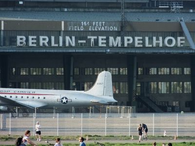 <strong>Berlin-Tempelhof, Germany</strong>
