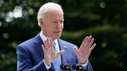 Joe Biden has staked his presidency on the 'Build Back Better' bill currently stalled in Congress.