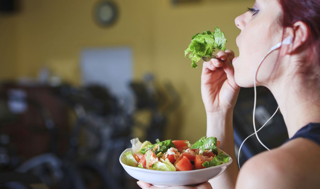Image result for YOU SHOULD EAT LESS AND EXERCISE MORE