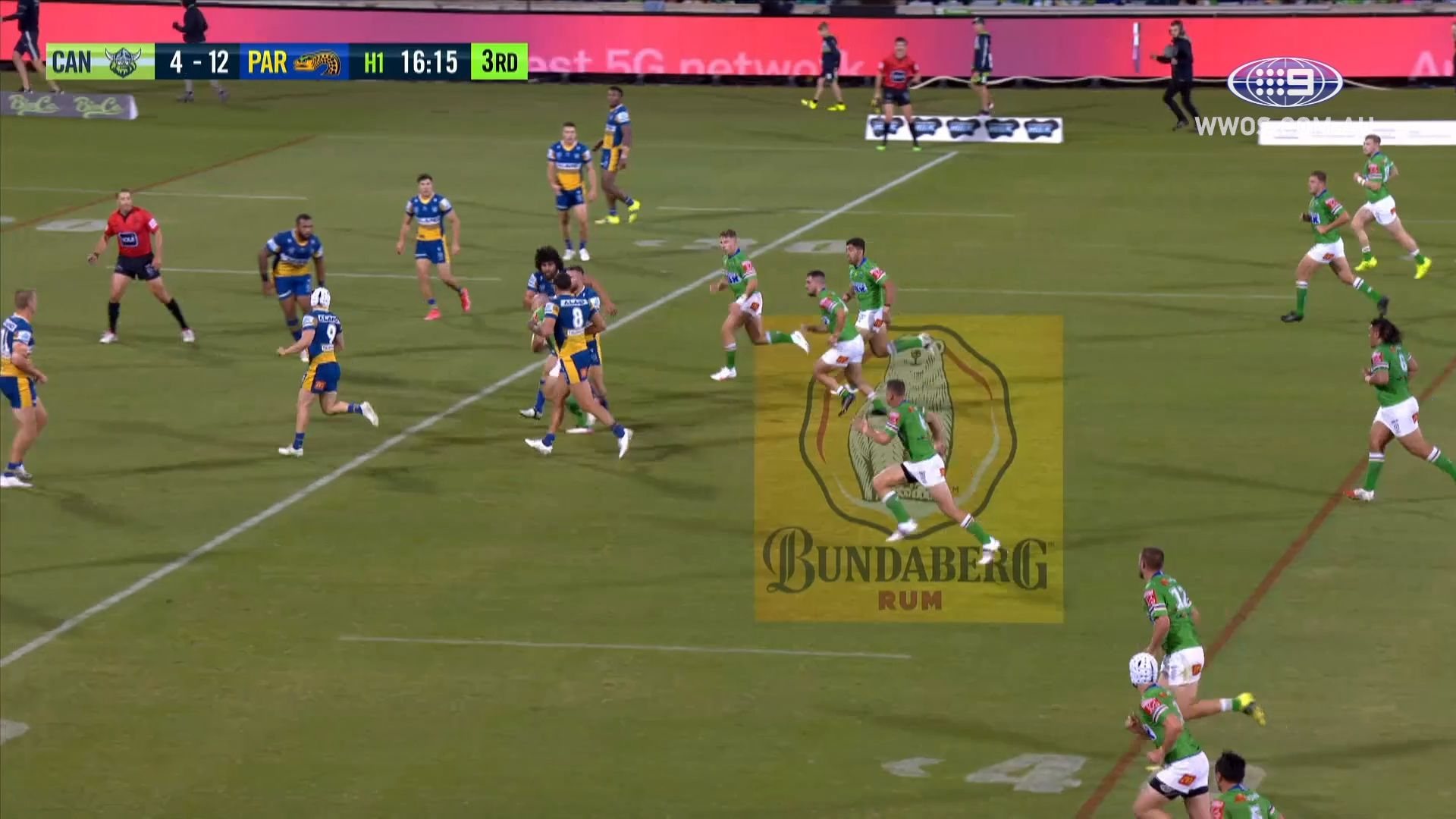Ricky Stuart lashes Raiders after Eels loss, 's----y' with himself over bench blunder
