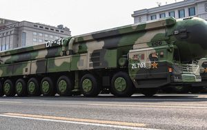 China is aiming to double the size of its nuclear arsenal, Pentagon report says