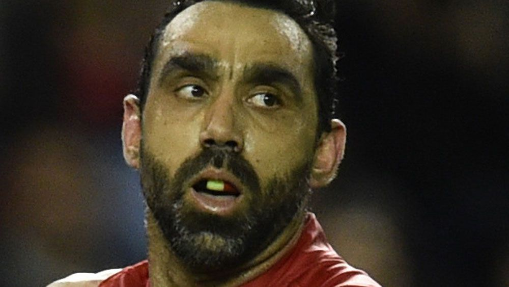 The treatment of Adam Goodes should influence the NRL, says Greg Bird. (AAP)
