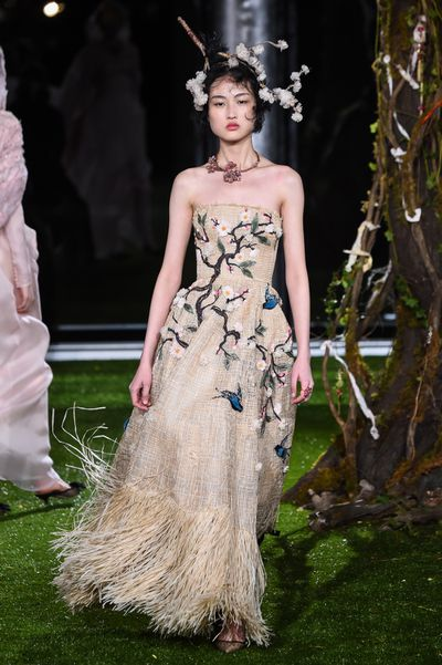 Dior Couture S/S 17 Tokyo Show