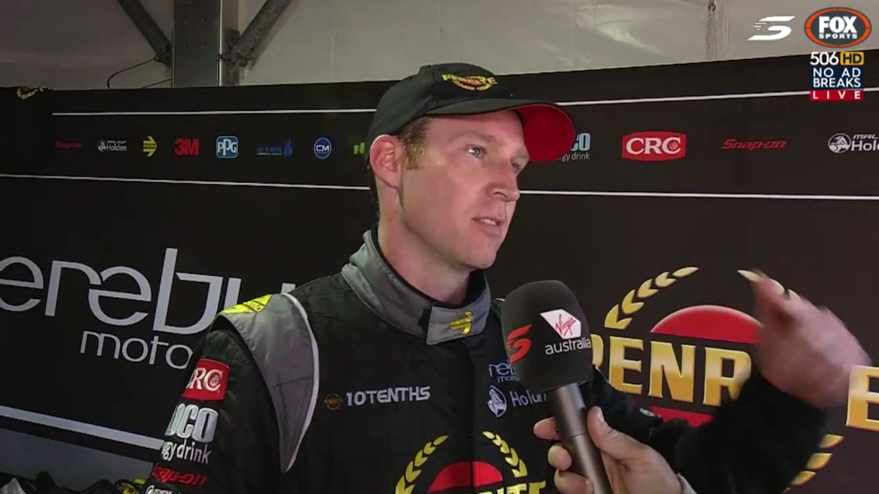 Reynolds lashes out after Supercars clash