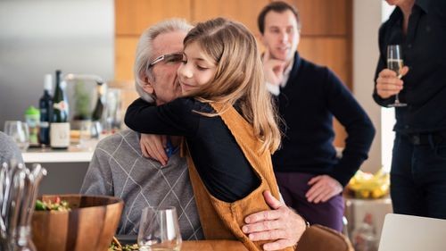 US Girl Scouts are being warned of the dangers of being forced to hug relatives at holiday gatherings (Image: iStock)