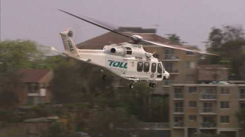 Emergency services were called to Queenscliff just after 6am following reports of an assault.