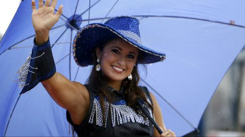 Former Miss Kentucky Ramsey Bearse has been charged over allegedly sending nudes to a teen.