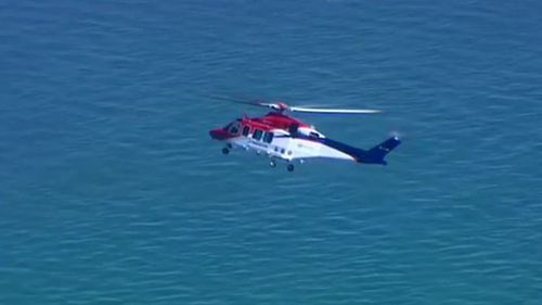The search was called off after a man came forward and said the boat had floated away from him yesterday. (9NEWS)