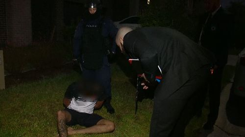 They allegedly abducted and tortured a former gang member as retribution for leaving the club. (NSW Police)