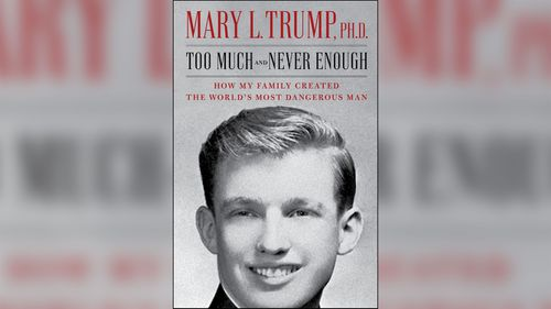 Mary Trump's forthcoming book