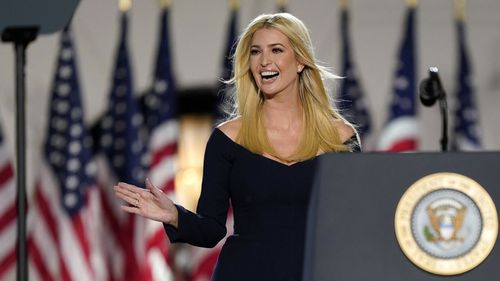 Ivanka Trump has never held a job that she did not get from her father.