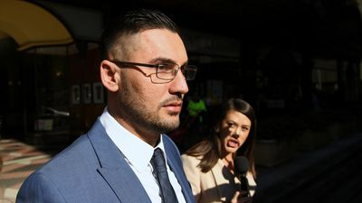 Mehajer's phone 'had forged police email'