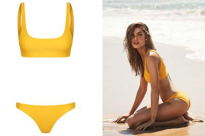 <strong>Eco-friendly swimwear</strong>