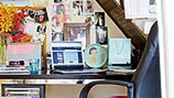 home office colours that click