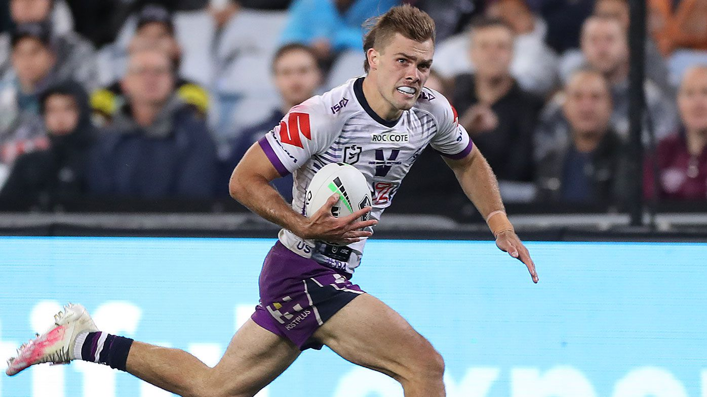 'He's got leadership all over him': Billy Slater backs Ryan Papenhuyzen for future leadership at Storm