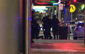 Adelaide CBD locked down in siege at convenience store