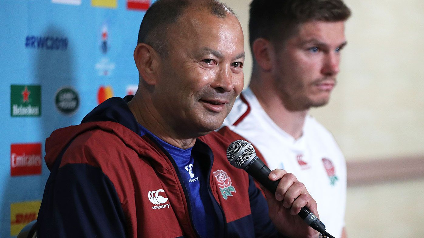 'Someone is going to die': England coach Eddie Jones' bizarre prediction