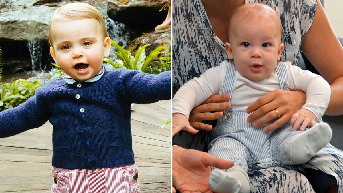 prince louis and archie mountbatten windsor s 2020 birthdays impacted by coronavirus 9honey prince louis and archie mountbatten