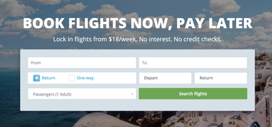 Pay Later Travel is one company offering flexible payment plans.