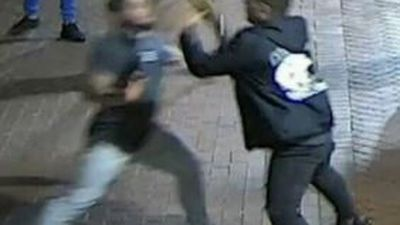 Woman hit in the head with brick in violent Anzac Day attack
