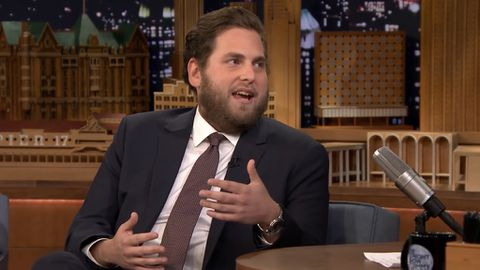 Jonah Hill seeks weight loss advice from Channing Tatum