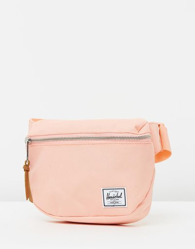 "Herschel 15 bum bag, $59.95 at <a href=""http://www.theiconic.com.au/fifteen-449190.html"" target=""_blank"">The Iconic </a><br>"