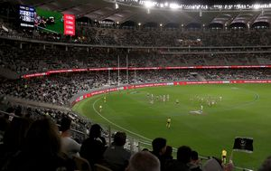 Breaking News and Live Updates: Perth stadium packed in biggest crowd since pandemic; Victoria records highest daily spike; Morrison warns of 'tough times' ahead