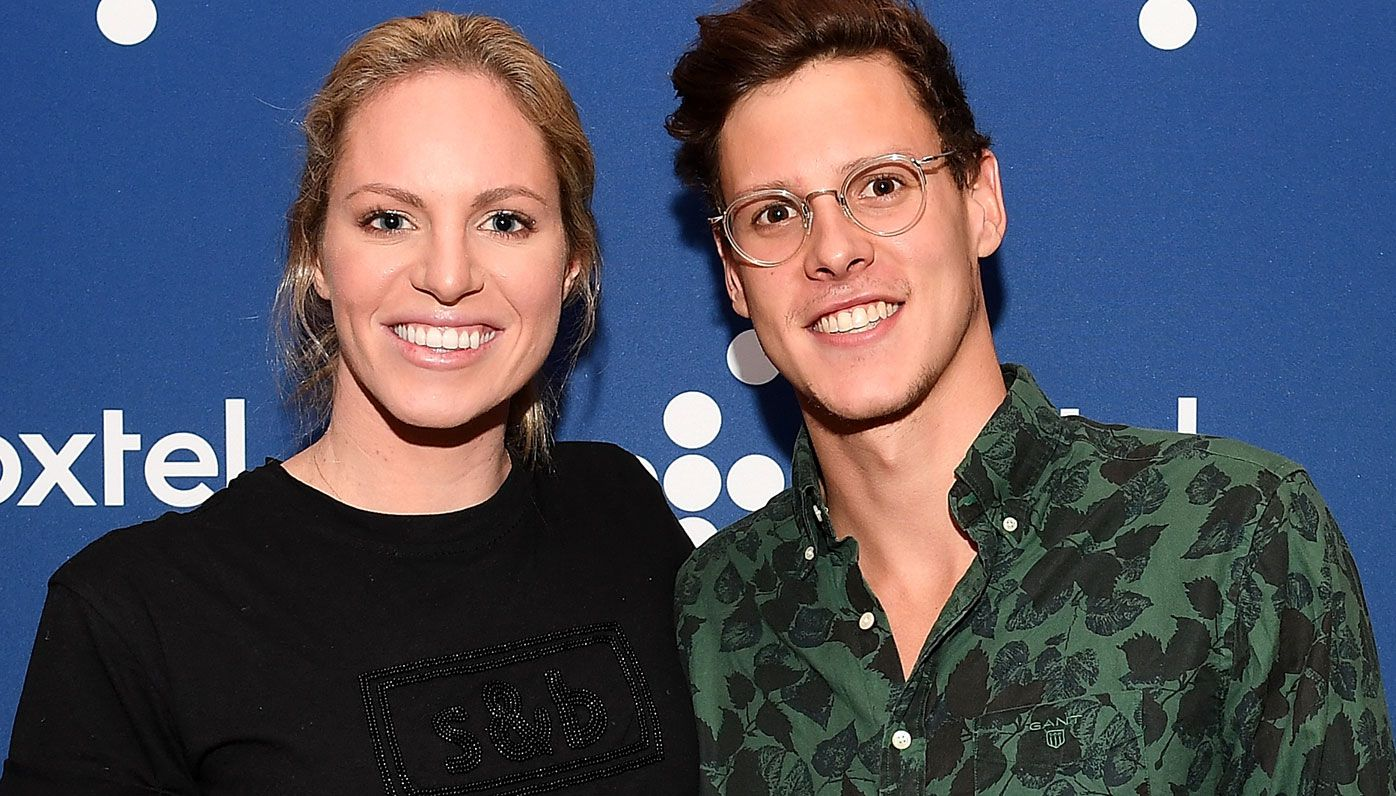 Break-up between Mitch Larkin and Emily Seebohm won't affect swim team, says coach Jacco Verhaeren