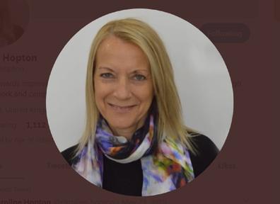 Caroline Hopkin has shared her devastating news on Twitter coronavirus death