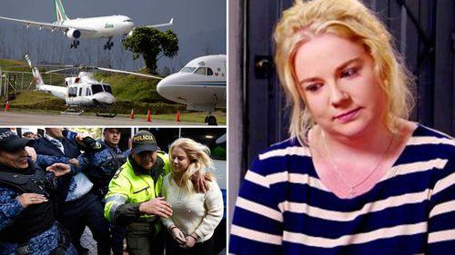 Since her arrest, Cassie Sainsbury has spent months in prison. (9NEWS)