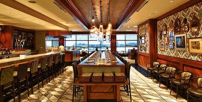Uptown Brasserie, JFK
