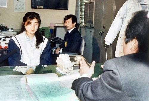 When she was captured, it took weeks for South Korean interrogators to obtain her confession. (AAP)