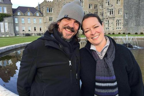 "Melissa Cochran said she misses her husband Kurt ""everyday"". (AP/AAP)"