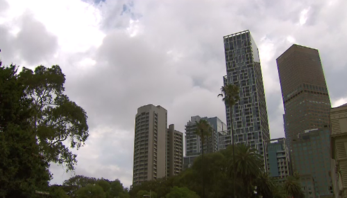 The cool change came as a relief to many - especially those sweltering without power. (9NEWS)