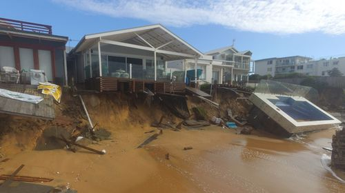NSW braces for second bout of destructive weather