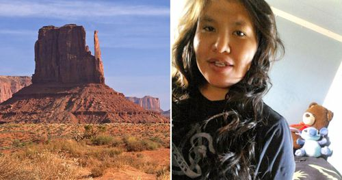 Woman left child to die in desert gets 20 years