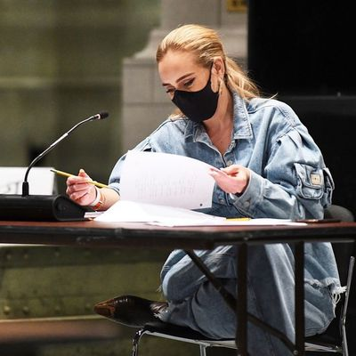 Adele: October 2020