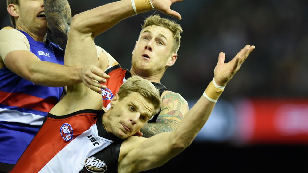 St Kilda beat undermanned Dogs in AFL