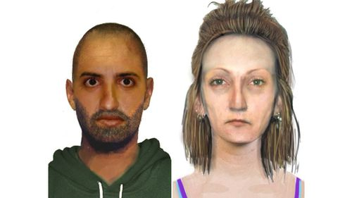 Victoria Police wish to speak with two people in relation to a road rage incident in Sydenham last month. (Victoria Police)