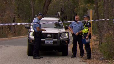 Body buried in bushland may have been there 'for up to six months'