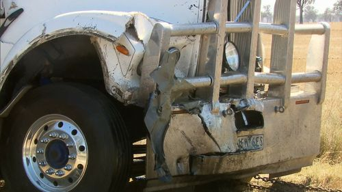 Murray Valley Highway crash: Mother and son dead, father and