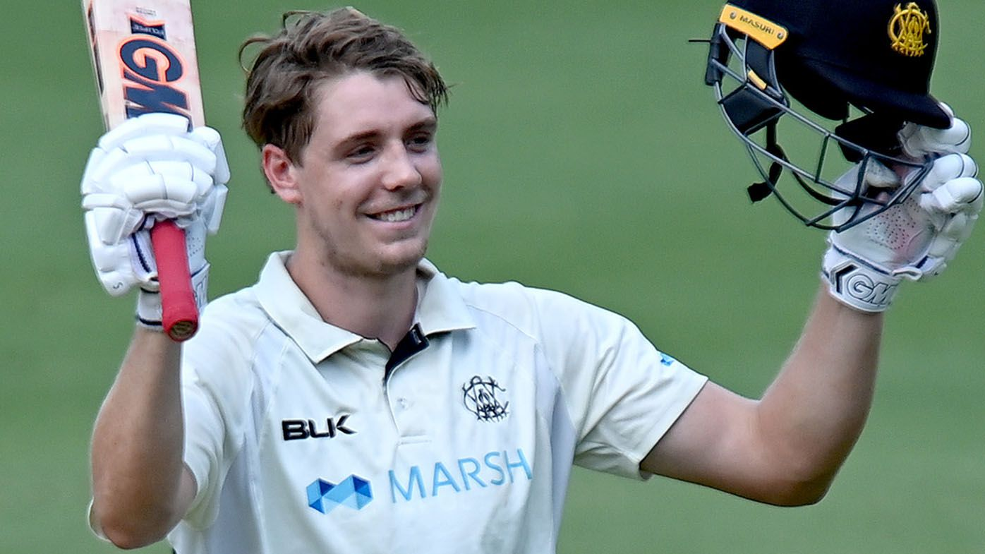 Test all-rounder Cameron Green makes 251 in WA vs Queensland Sheffield Shield match