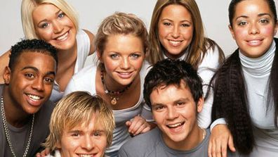 If you were a '90s kid, this old-school snap of S Club 7 will make you somewhat giddy. So you can imagine our excitement this week after hearing that all seven members will reunite for BBC's Children in Need telethon in November. Yep, we've only got a few short weeks before Paul gets down on the floor and Hannah screams out for more...  <br/><br/>It's also made TheFIX HQ a little nostalgic about '90s pop groups, which is why we've done some digging to find out what our fave spandex-wearing stars have been up to since ditching their synchronised dance moves. <br/><br/>Here's your #ThrowbackThursday...