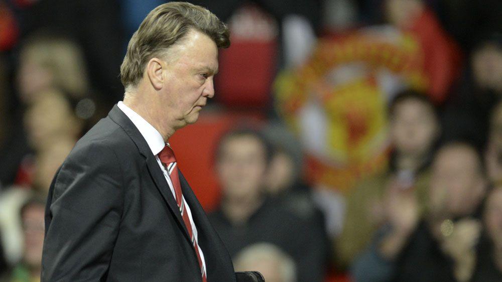 Man Utd's Van Gaal defiant about future