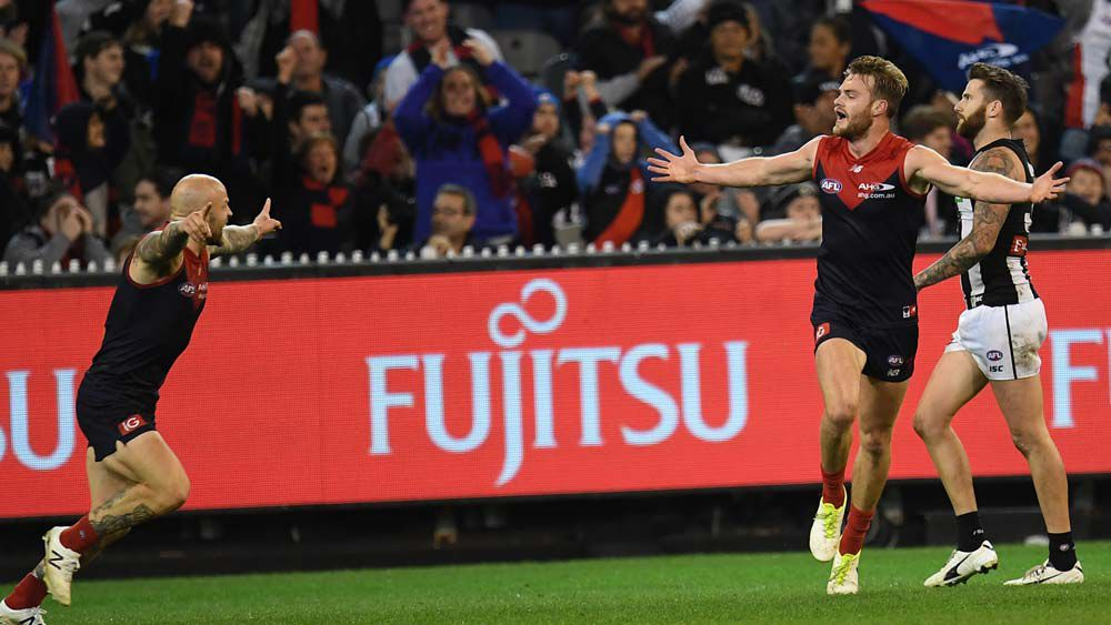 Essendon legend Matthew Lloyd calls for Jack Watts to move on from Demons